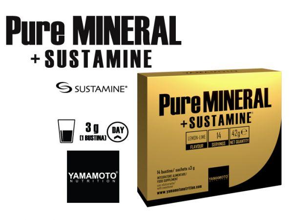 Pure Mineral + Sustamine