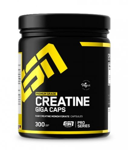 Creatine Giga Caps