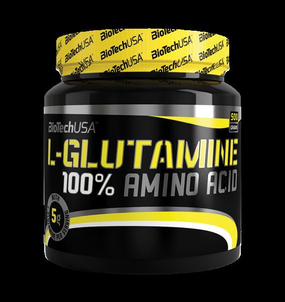 100 % L-Glutamine