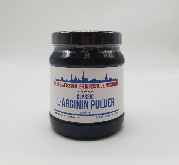 Classic L-Arginin Pulver