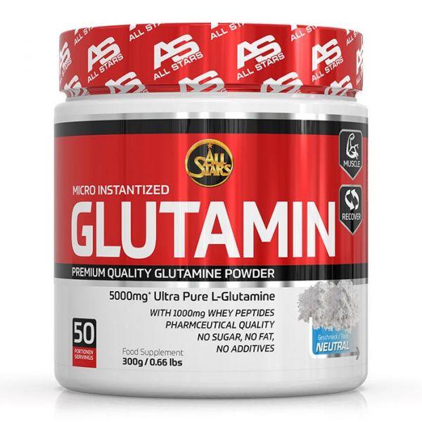 100% Glutamin Pur