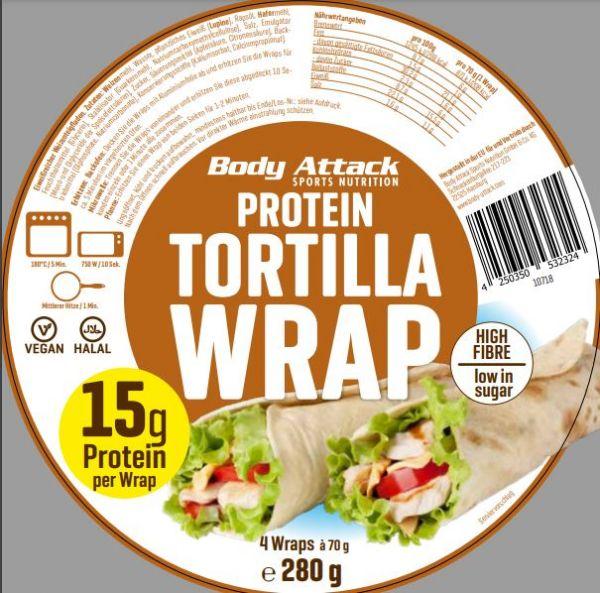 Protein Tortilla Wrap