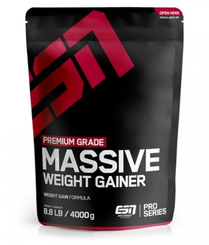 massive weight gainer esn