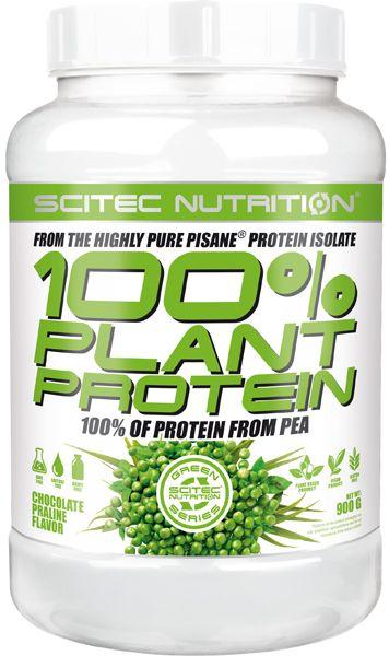 100% Plant Protein*