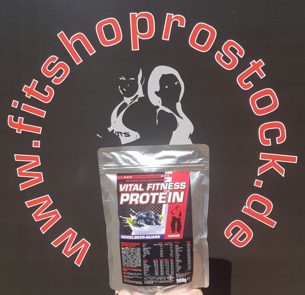 Vital Fitness Protein
