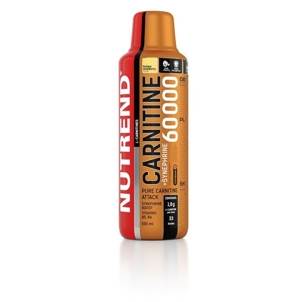 Nutrend Carnitine 60000 + Synephrine