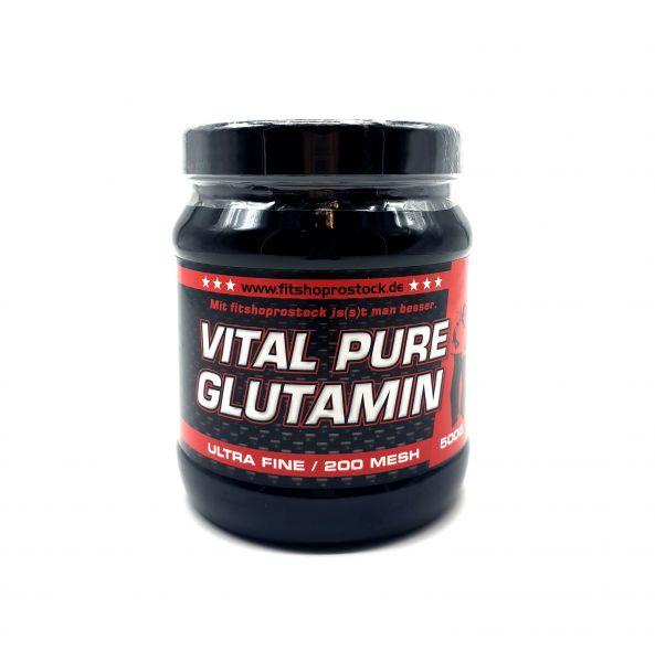 Vital Pure Glutamin