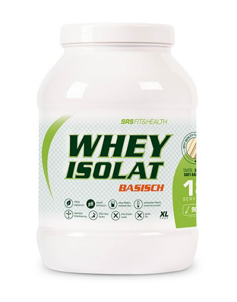 Whey Isolat basisch
