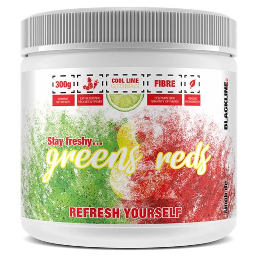 Greens & Reds