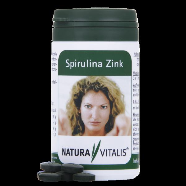 Spirulina-Zink