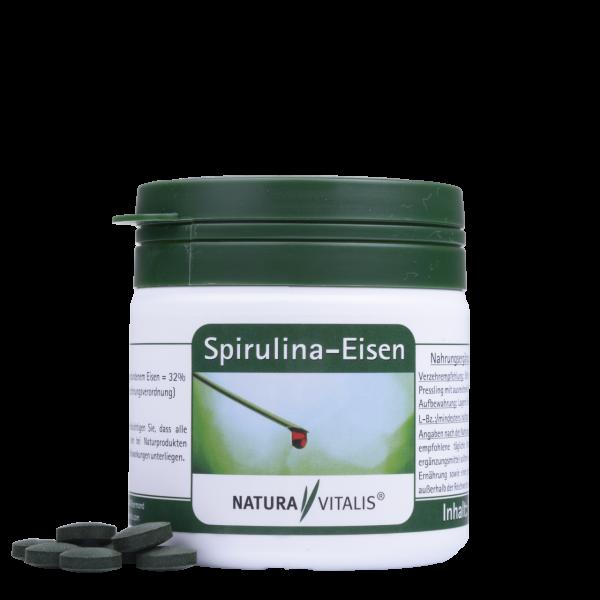 Spirulina-Eisen