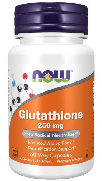 Now Glutathione 250 mg