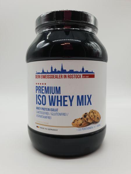 Premium Iso Whey Mix