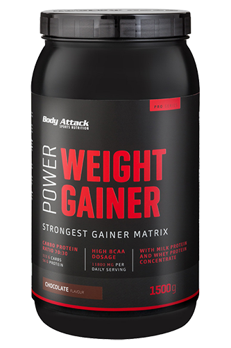 Power Weight Gainer