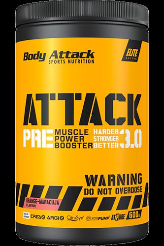 Pre Attack 3.0