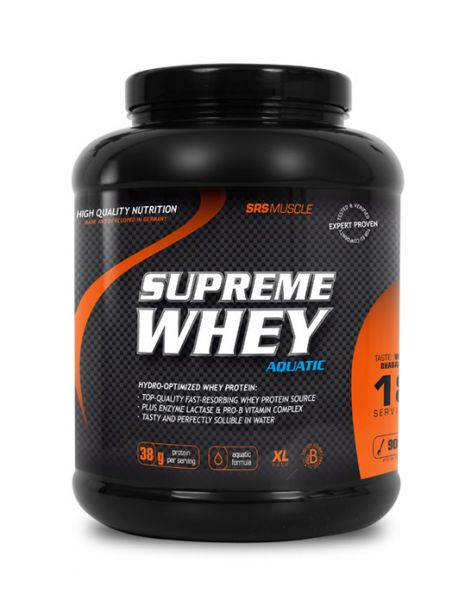 Supreme Whey