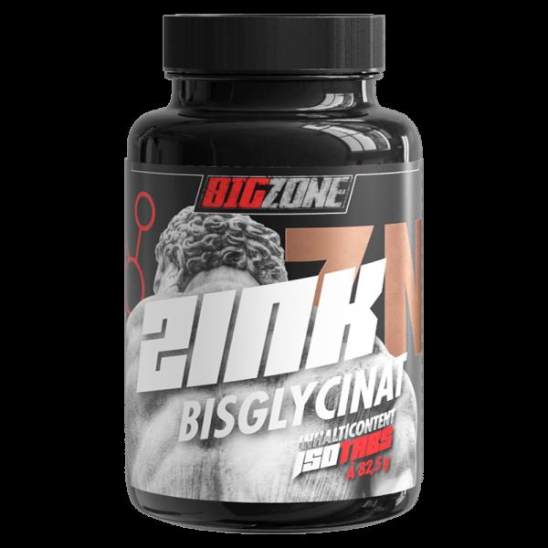 Big Zone Zink Bisglycinat