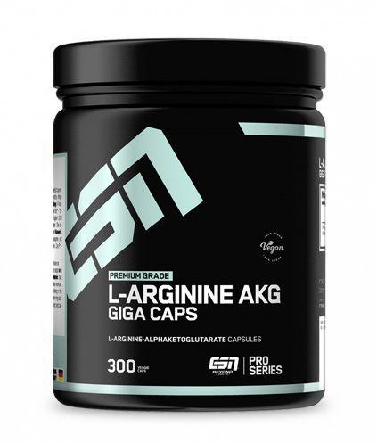 L-Arginine AKG Giga Caps