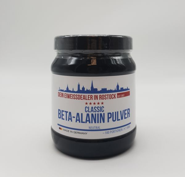 Classic Beta-Alanin Pulver