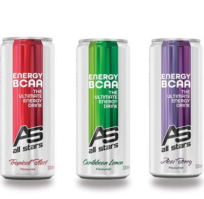 All Stars Energy BCAA Drink