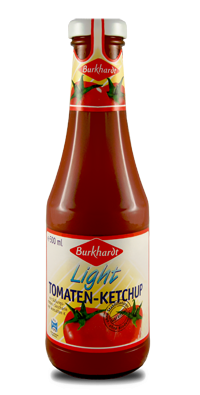 Light Tomaten Ketchup
