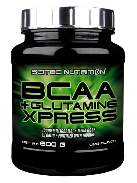 BCAA + Glutamin Xpress