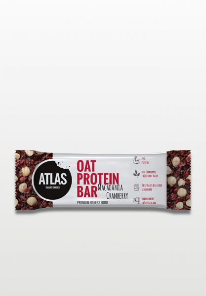Atlas Oat Protein Bar