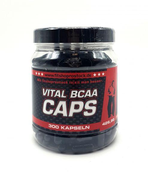 Vital BCAA Caps