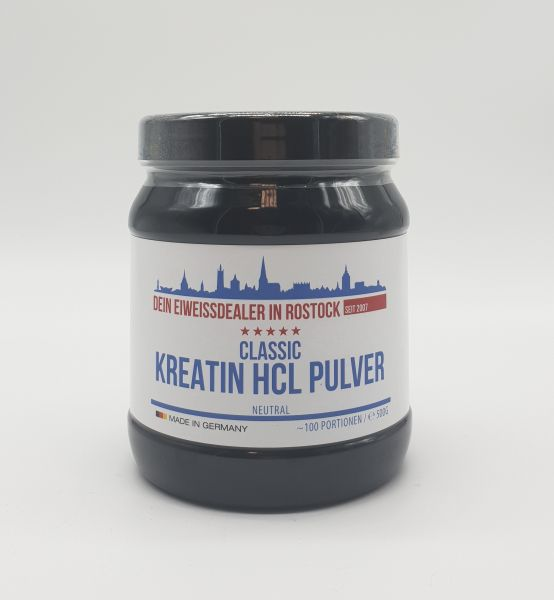 Classic Kreatin HCL Pulver