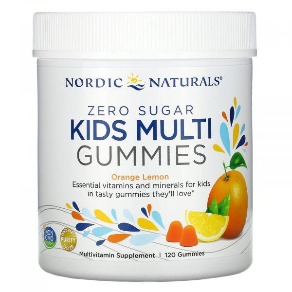 Zero Sugar Kids Multi Gummies
