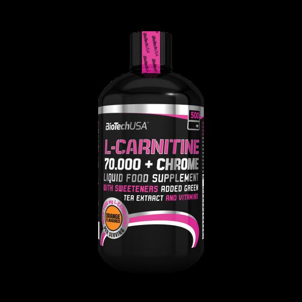 L-Carnitine 70000 + Chrom