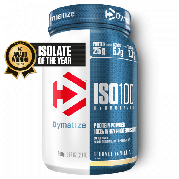 Dymatize Iso100 Hydrolized