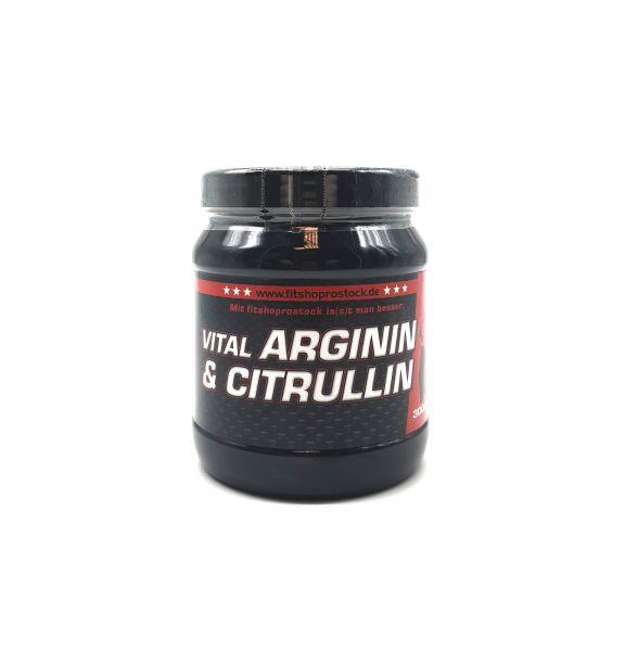 Vital Arginin & Citrullin